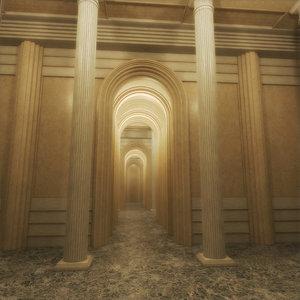 max hall hallway