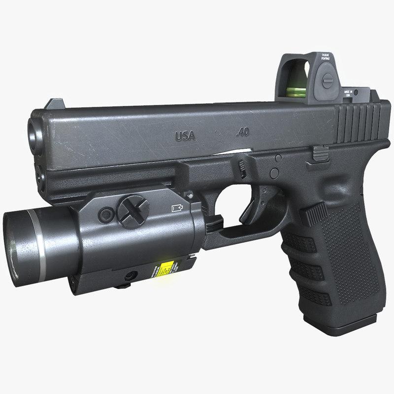 max ready pistol