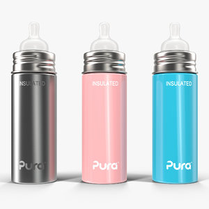 pura kiki insulated infant 3d model
