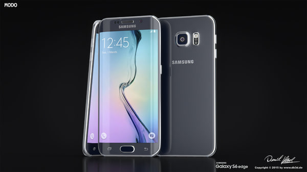 samsung galaxy s6 edge 3d x