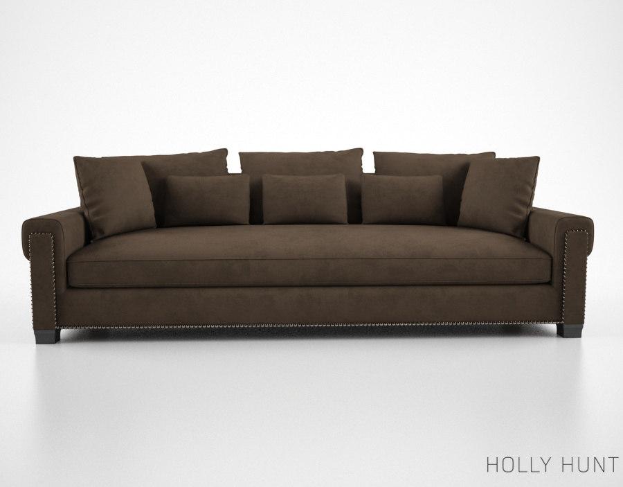 max holly hunt coco sofa