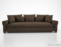 max holly hunt coco sofa