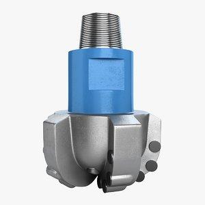 3d max pdc drill bit