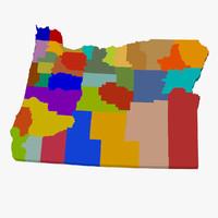 3d counties oregon
