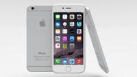3d model apple iphone 6 phone