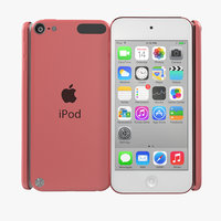 ipod touch pink 3ds