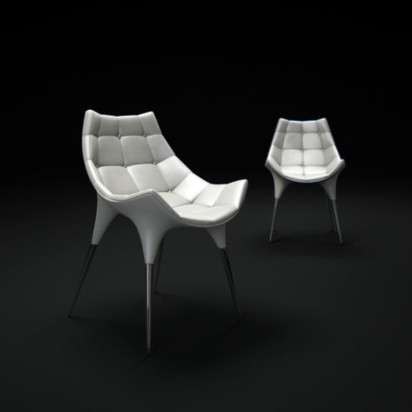 passion-chair 3d max