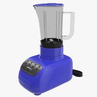 blender blue 3d max