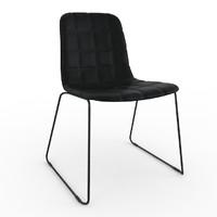 bop offect chair 3d model