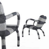 3d chair bertjan pot