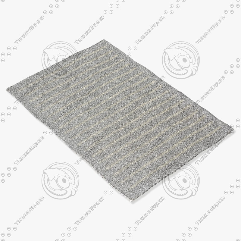 capel rugs 0257 310f 3d 3ds