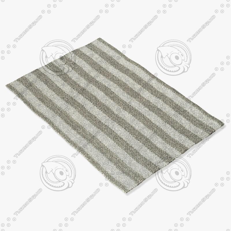 3d capel rugs 0404 360f