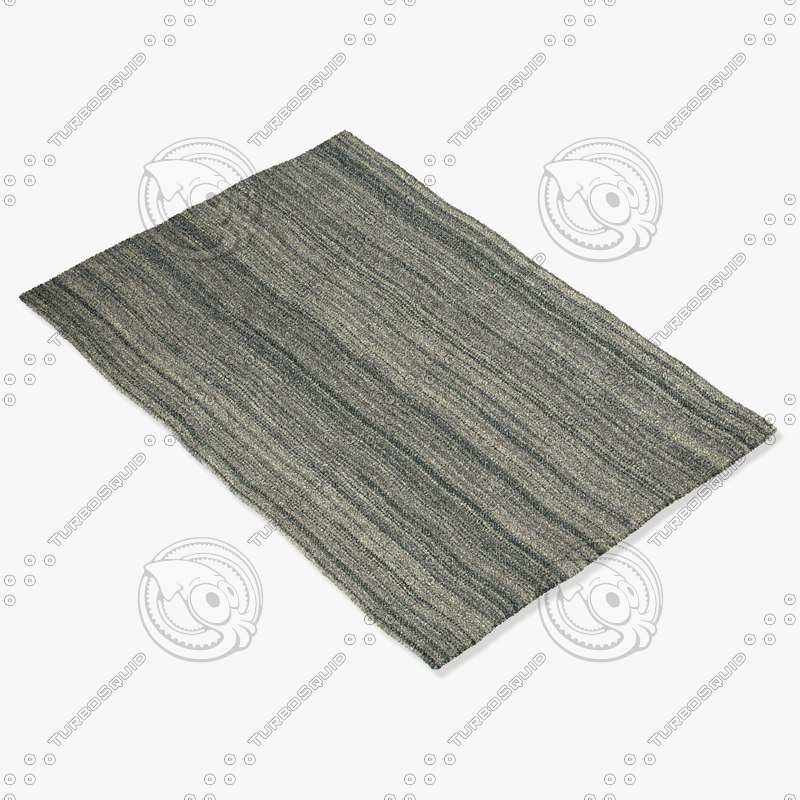 capel rugs 0406 310f 3d 3ds