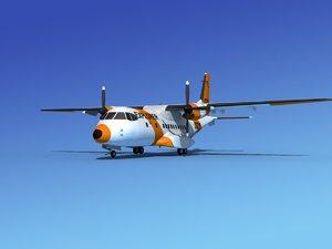propellers casa cn-235 dwg