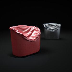 crash-armchair 3d model