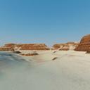 3d model canyon terrain