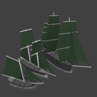 Sailing Ship Pack