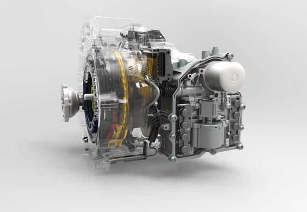 3d model engine volkswagen new magotan