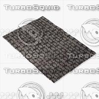 capel rugs 1076 300f 3d max