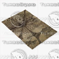 capel rugs 1619 700f 3d 3ds