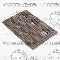 capel rugs 3029 700f 3d max