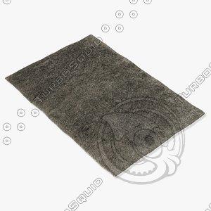 capel rugs 3250 300f 3d model