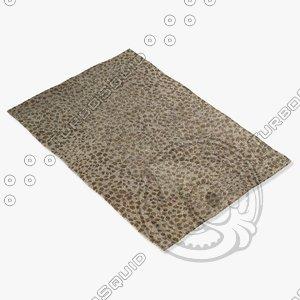 3d capel rugs 3280 725f model