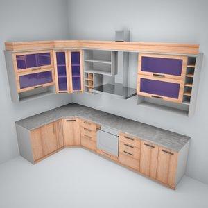 kitchen fbx