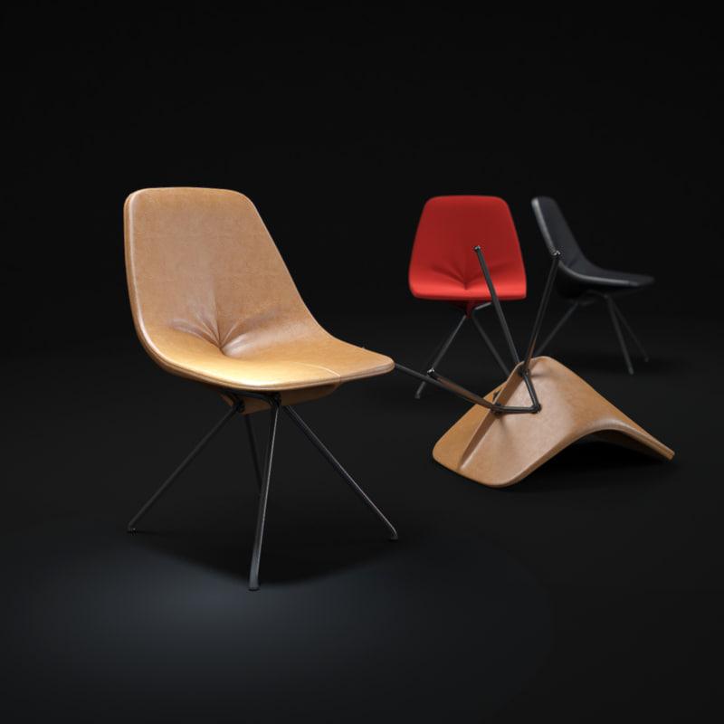 du-30-chair 3d 3ds