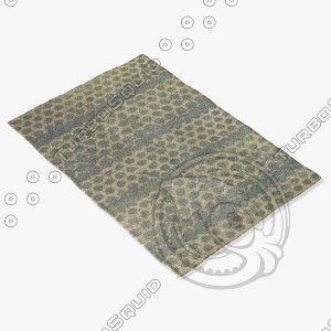 3d capel rugs 3282 420f model