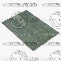 3d model capel rugs 3284 440f
