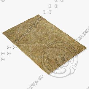 3d capel rugs 3288 100f model
