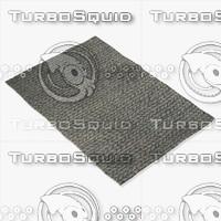 capel rugs 3305 330f 3d max