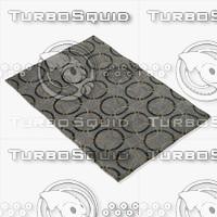 capel rugs 3390 300f 3d max
