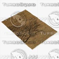 3d capel rugs 3391 775f model