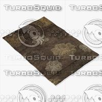 capel rugs 3393 750f 3d obj