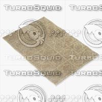 3d capel rugs 3399 650f model