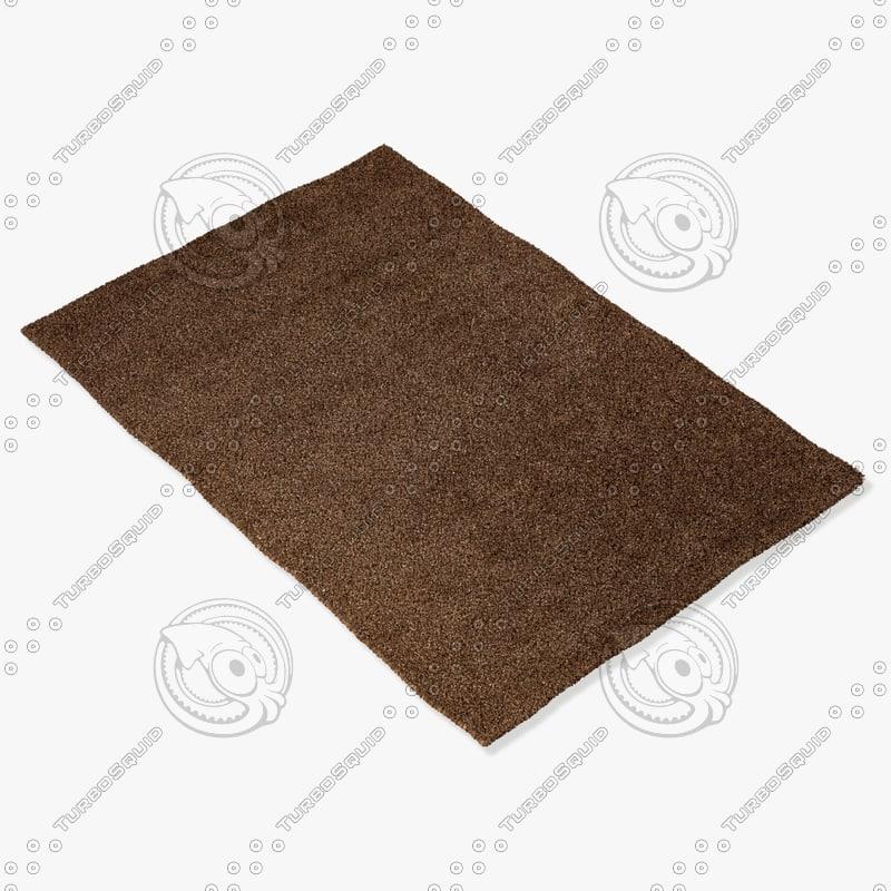 capel rugs 3575 750f 3d model