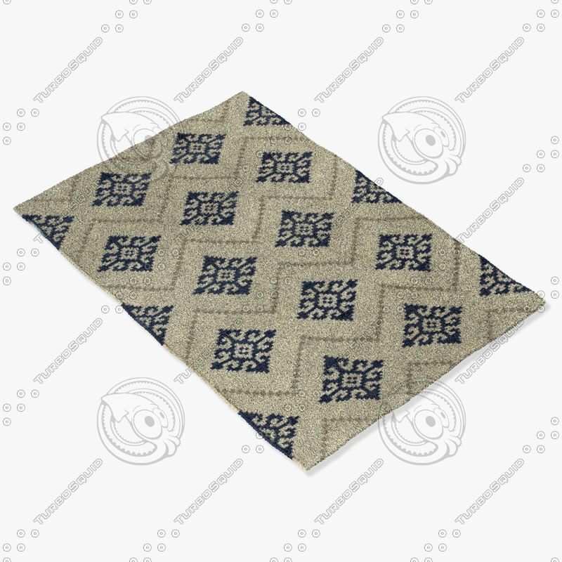3ds max capel rugs 3629 450f