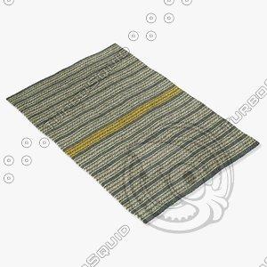 3dsmax capel rugs 3641 300f