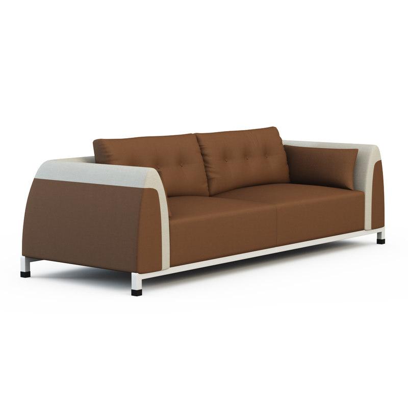 3d model sofa giorgetti