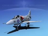 Douglas A-4D Skyhawk V03 USN