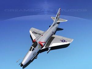 skyhawk douglas a-4 a-4d max