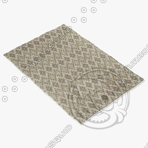 capel rugs 4729 675f 3d 3ds