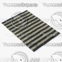 3d model capel rugs 4730 375f