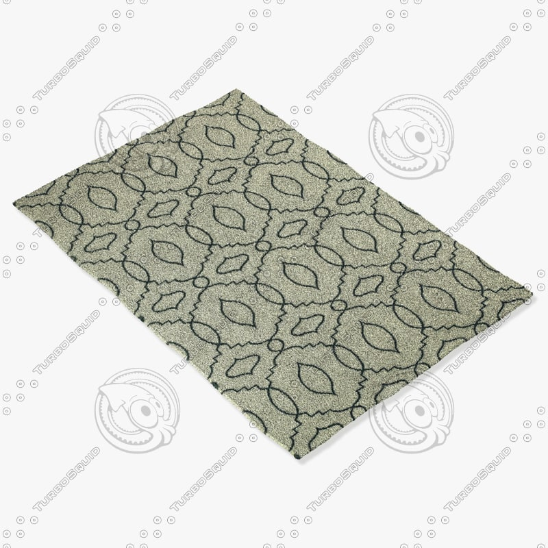 3d model capel rugs 4733 330f