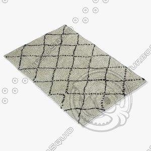 3d capel rugs 4740 600f model