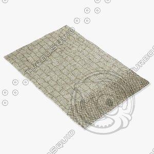 3d capel rugs 4740 675f model