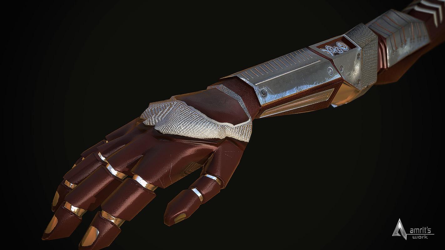 arm person ma