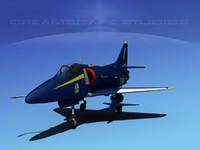max skyhawk douglas a-4 a-4d